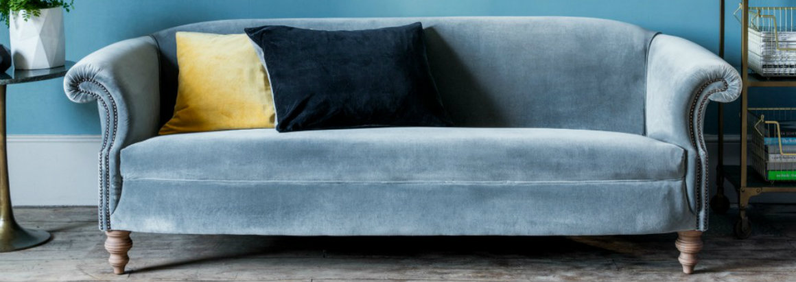 Good News: Velvet Sofas Are One of the Hottest 2018 Design Trends ...