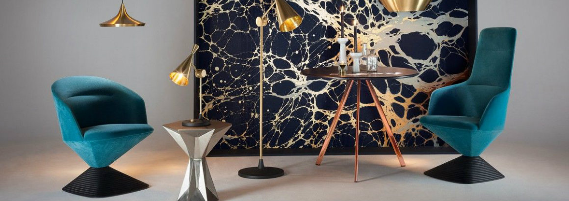 This is What Iconic Designer Tom Dixon Presented at Maison et Objet 2018