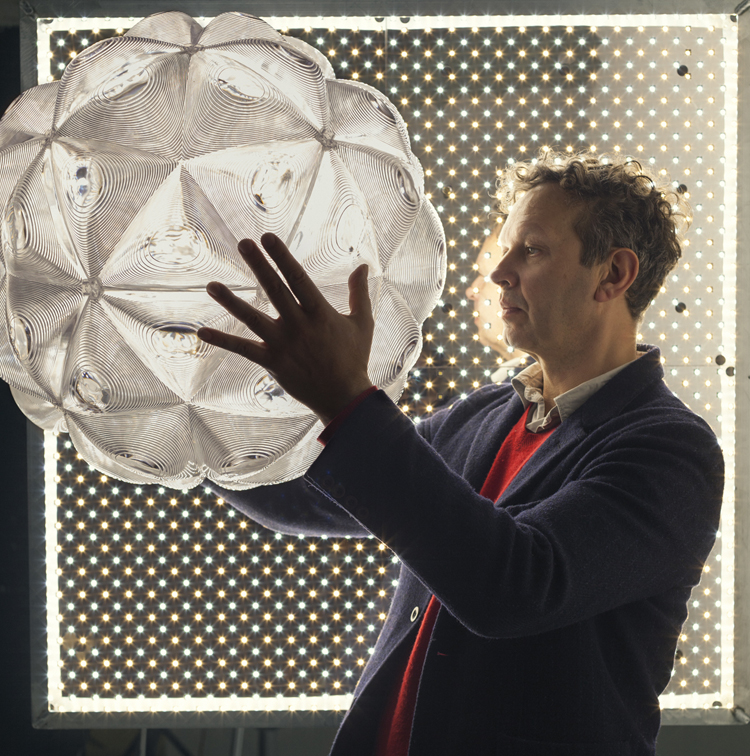 This is What Iconic Designer Tom Dixon Presented at Maison et Objet 2018