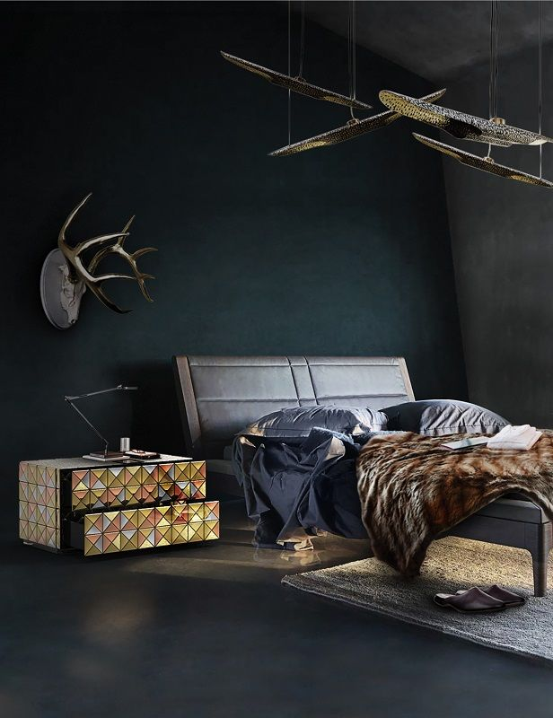 5 Black Master Bedrooms Design Ideas Design ideas Black Master Bedrooms Design Ideas 5 Black Master Bedrooms Design Ideas 1