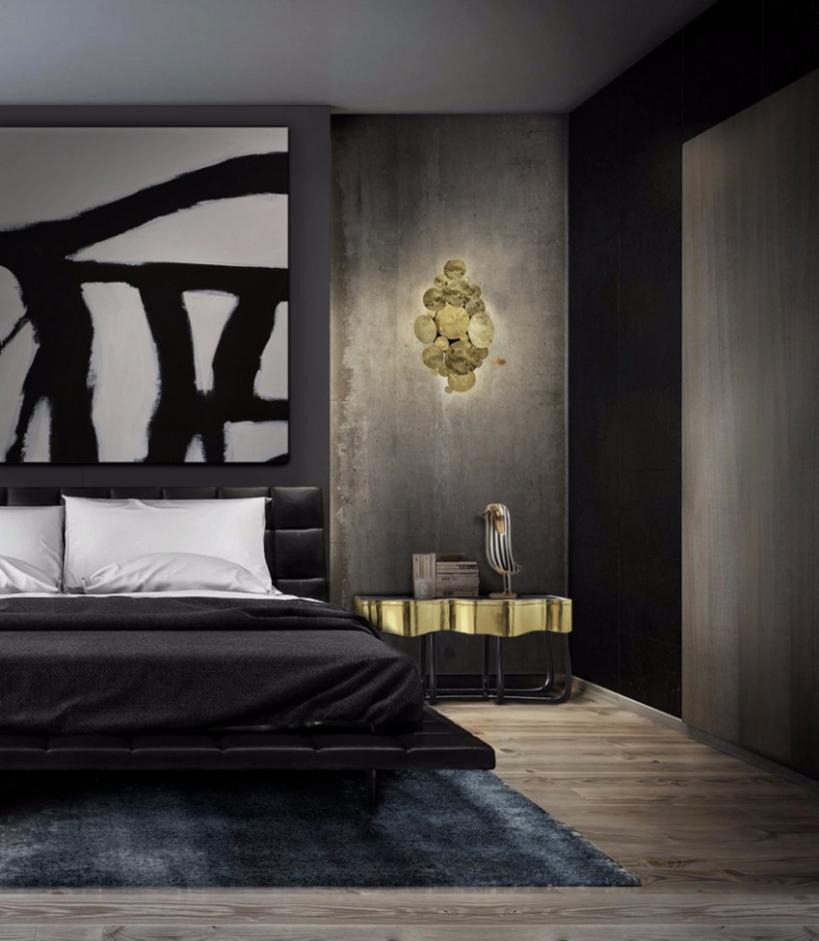 Design ideas Black Master Bedrooms Design Ideas 5 Black Master Bedrooms Design Ideas 2