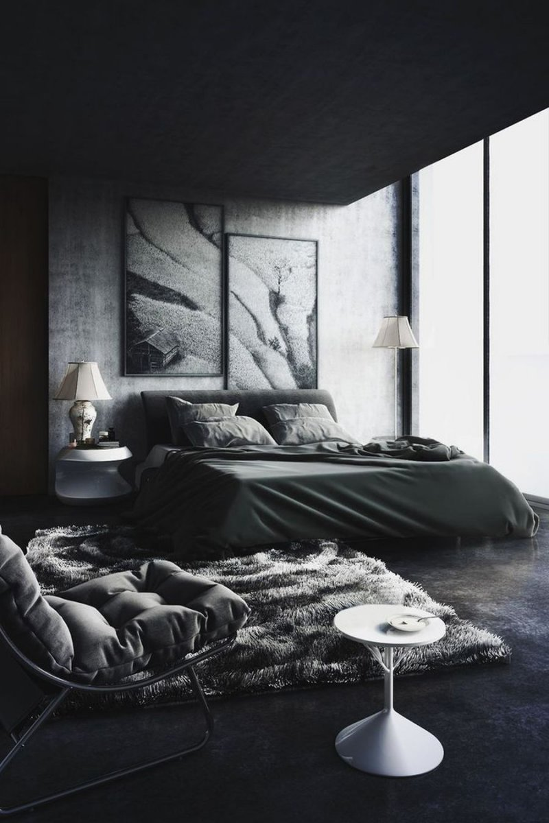 5 Black Master Bedrooms Design Ideas Design ideas Black Master Bedrooms Design Ideas 5 Black Master Bedrooms Design Ideas 4