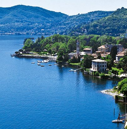A Stunning and Modern Lake Como Villa Is Up For Grabs