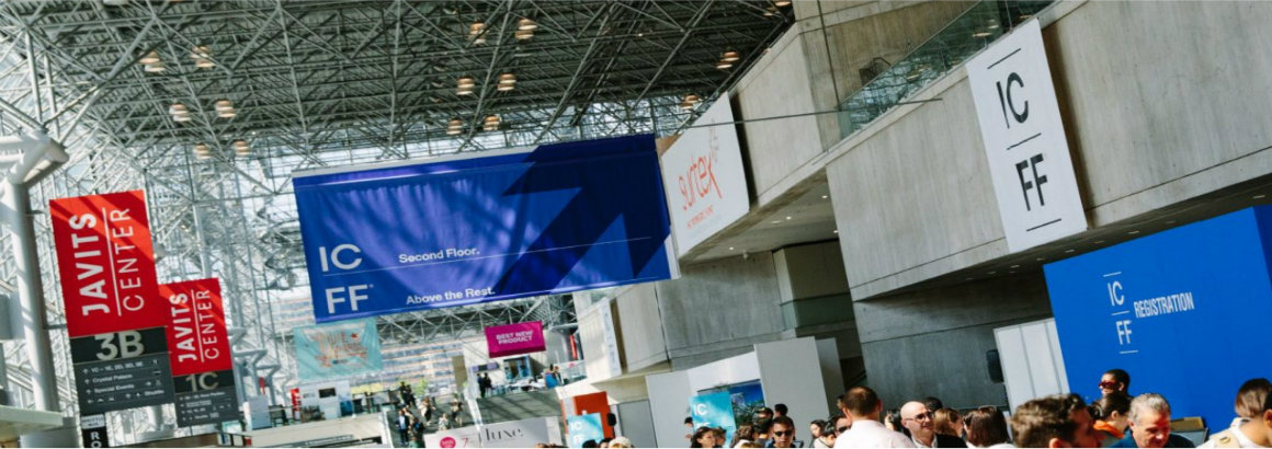 5 Reasons Why You Should Attend ICFF 2018