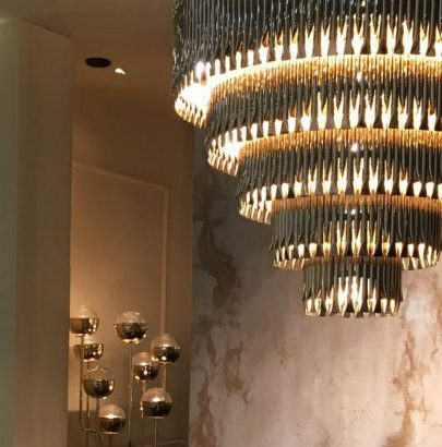 10 Lighting Ideas for a Glamorous Bathroom