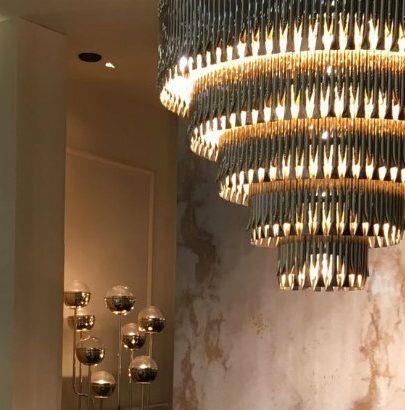 10 Lighting Ideas for a Glamorous Bathroom