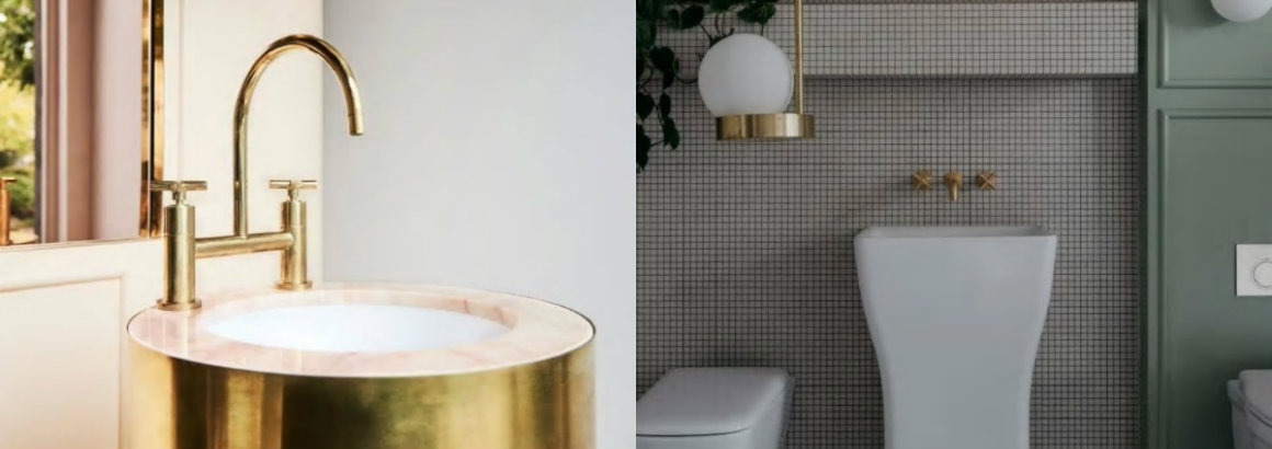 Bathroom Inspo: Dreamy Showroom By The Stella Collective