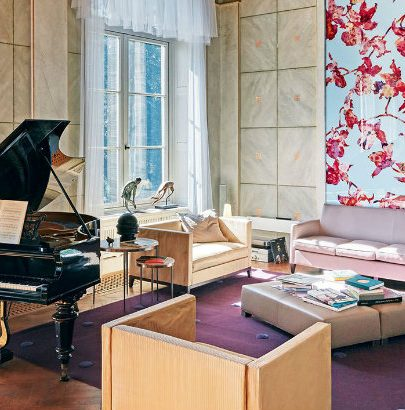 Be Inspired By Karl Lagerfeld's German Villa - And It's For Sale!