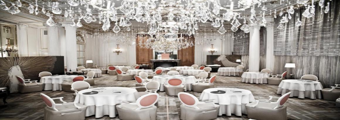 Top Luxury Restaurants In Paris