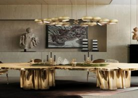 10 Luxury Dining Table Designs You Shouldn't Miss luxury dining table 10 Luxury Dining Table Designs You Shouldn't Miss featured 13 1024x768 275x195