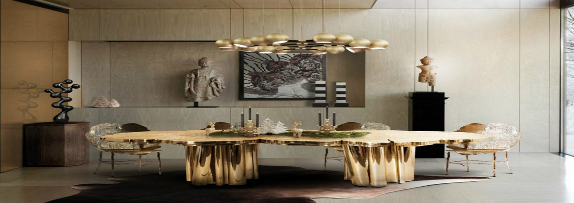 10 Luxury Dining Table Designs You Shouldn't Miss luxury dining table 10 Luxury Dining Table Designs You Shouldn't Miss featured 13 1024x768