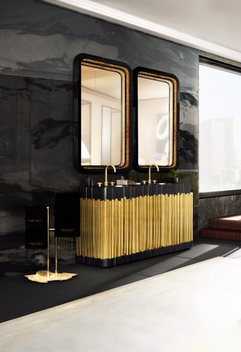 Modern Home Decor Ideas: Luxury Bathrooms Luxury Bathrooms Modern Home Decor Ideas: Luxury Bathrooms 3 5