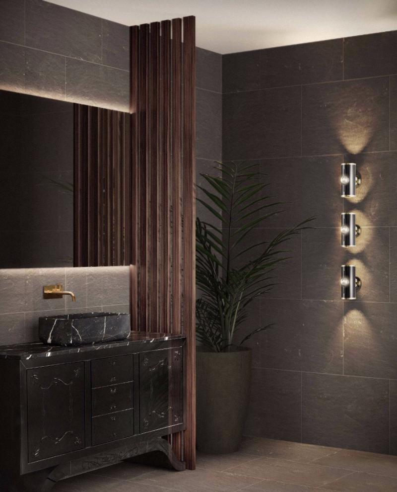 Modern Home Decor Ideas: Luxury Bathrooms Luxury Bathrooms Modern Home Decor Ideas: Luxury Bathrooms 5 4