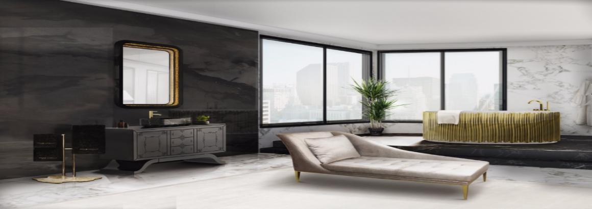 Modern Home Decor Ideas: Luxury Bathrooms