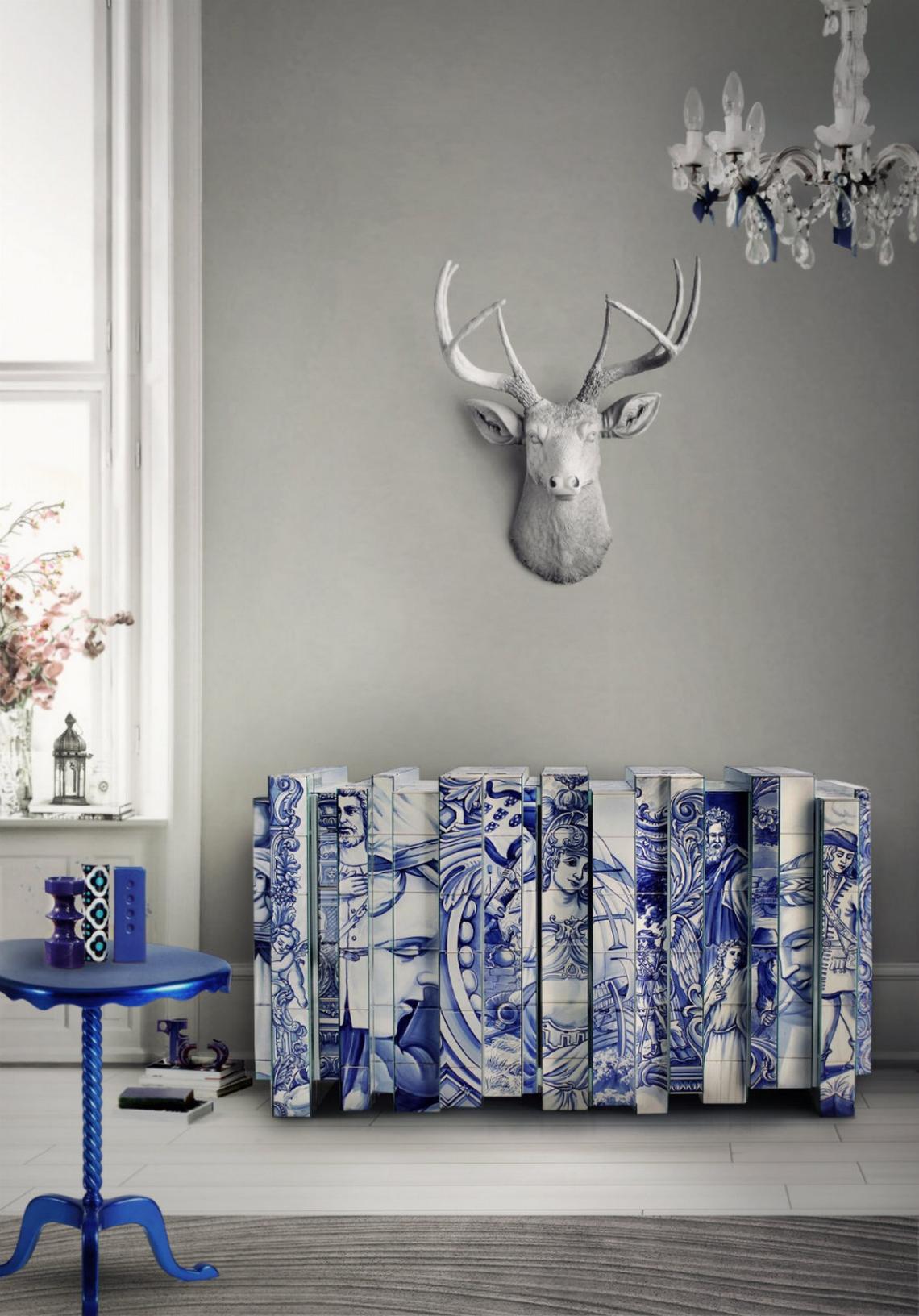 Sideboards Art Furniture: Groundbreaking Sideboards For New Living Room 8 7
