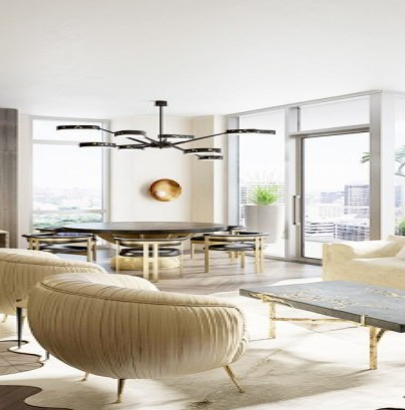 Living Room Inspirations By Kelly Wearstler
