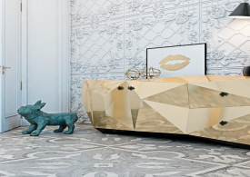 Art Furniture: Groundbreaking Sideboards For New Living Room