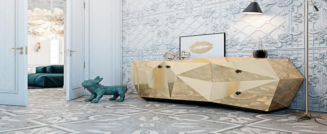 Art Furniture: Groundbreaking Sideboards For New Living Room
