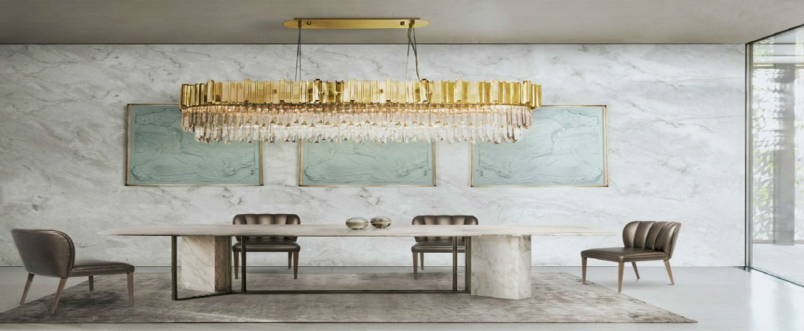 Dining Room Chandeliers To Light Up Your Home