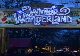 London Winter Wonderland: Santa Claus Is Coming To Town