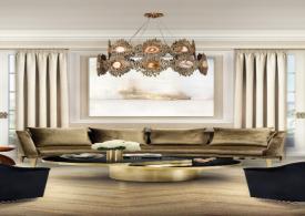 Modern Home Decor Ideas: Luxury Living Room
