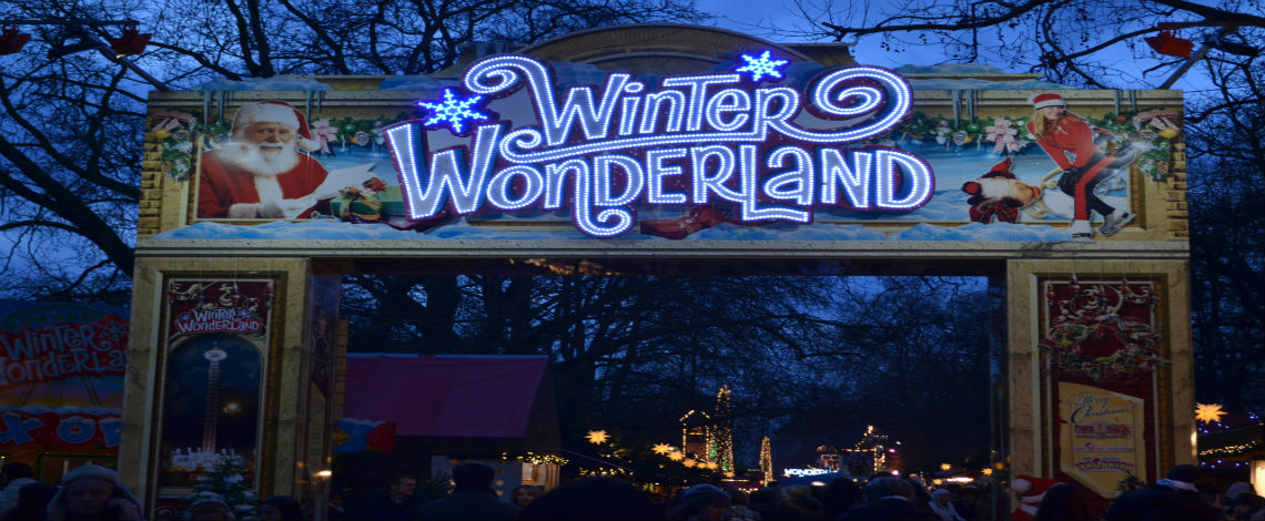 London Winter Wonderland: Santa Claus Is Coming To Town winter wonderland London Winter Wonderland: Santa Claus Is Coming To Town featured 2