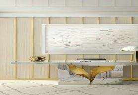 Modern Home Decor Ideas: Console Tables