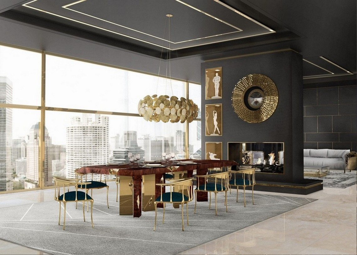 Top Exclusive Dining Tables exclusive dining tables Top Exclusive Dining Tables empire