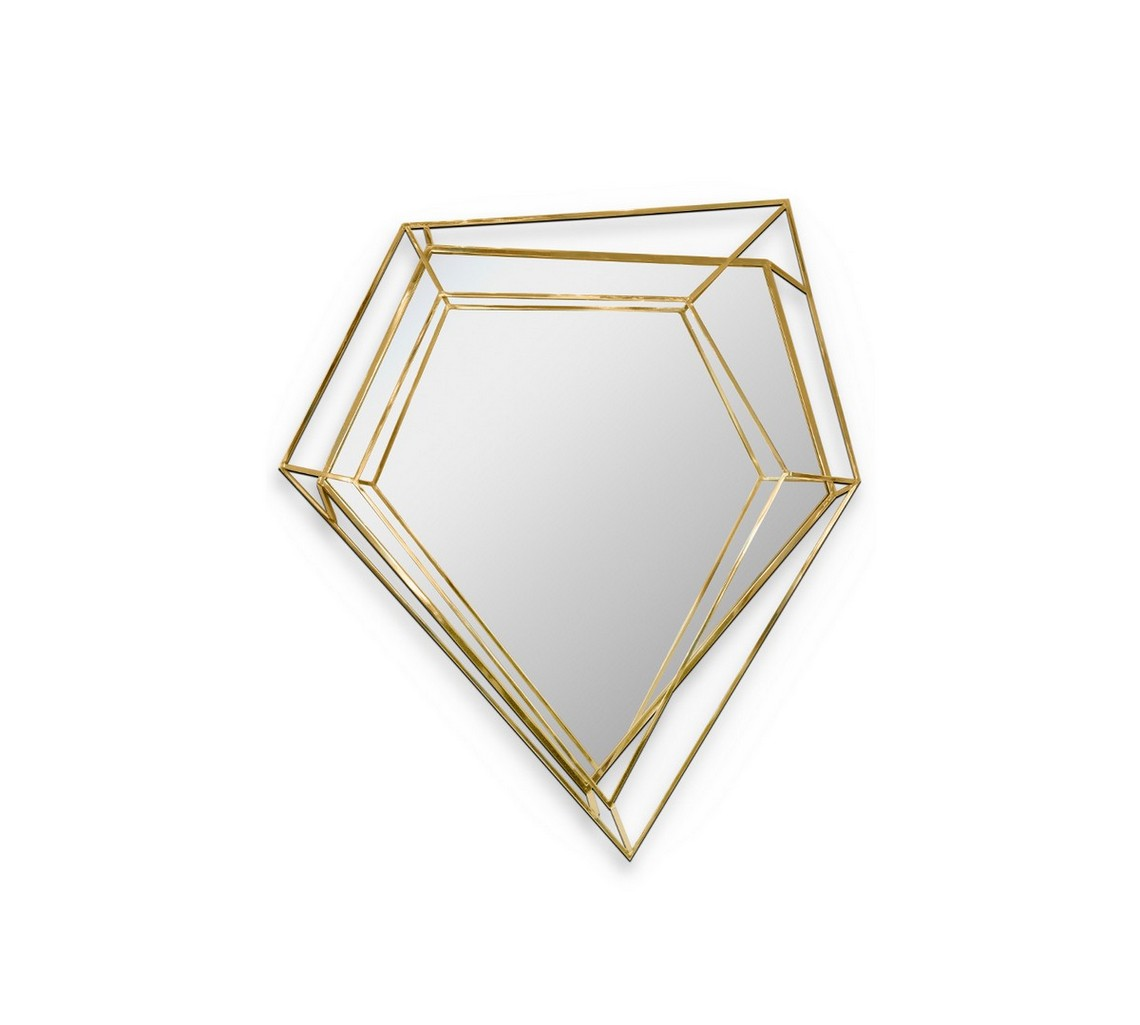 Modern Mirrors To Match Your Sideboard modern mirrors Modern Mirrors To Match Your Sideboard (Part II) diamnd2