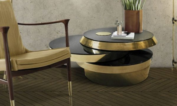Exquisite Luxury Coffee Tables For Your Living Room