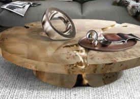 Contemporary Center Tables For Contemporary Living Rooms