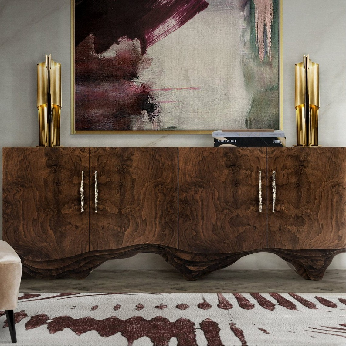 Trendy Sideboards For 2019 (Part II) trendy sideboards Trendy Sideboards For 2019 (Part II) huang 1