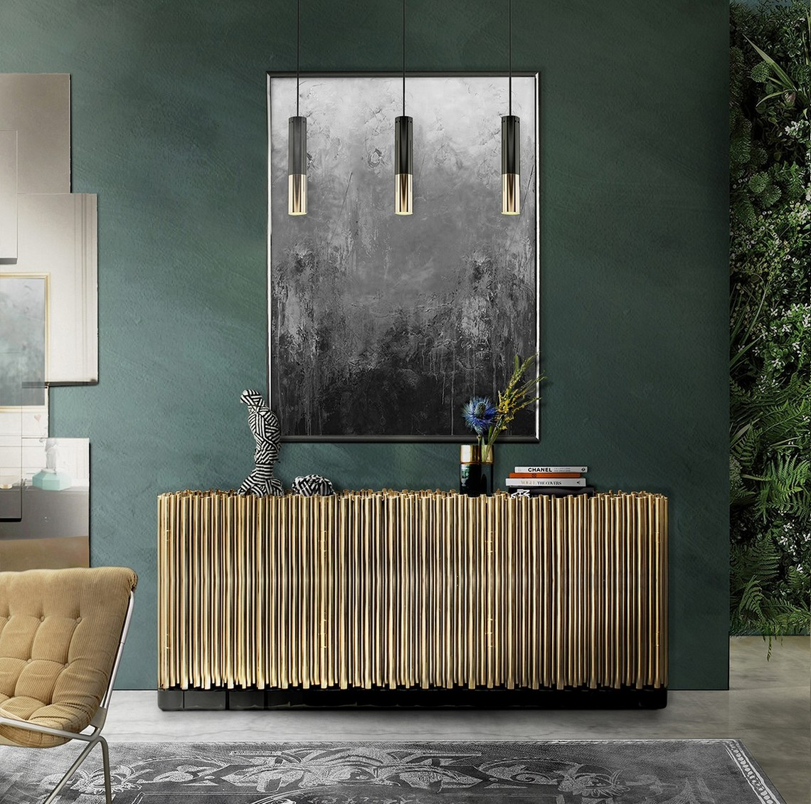 Trendy Sideboards For 2019 (Part II) trendy sideboards Trendy Sideboards For 2019 (Part II) symphony 1