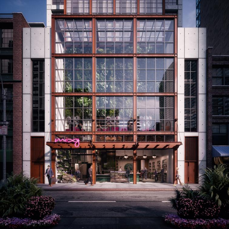 Moxy Chelsea Hotel, An Astounding Project By The Rockwell Group  Moxy Chelsea Hotel, An Astounding Project By The Rockwell Group Entry resized