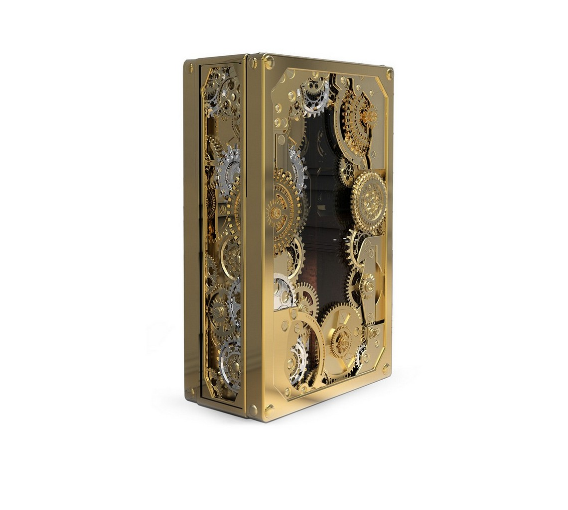 Curated Design: Top Luxury Safes luxury safes Curated Design: Top Luxury Safes baron2