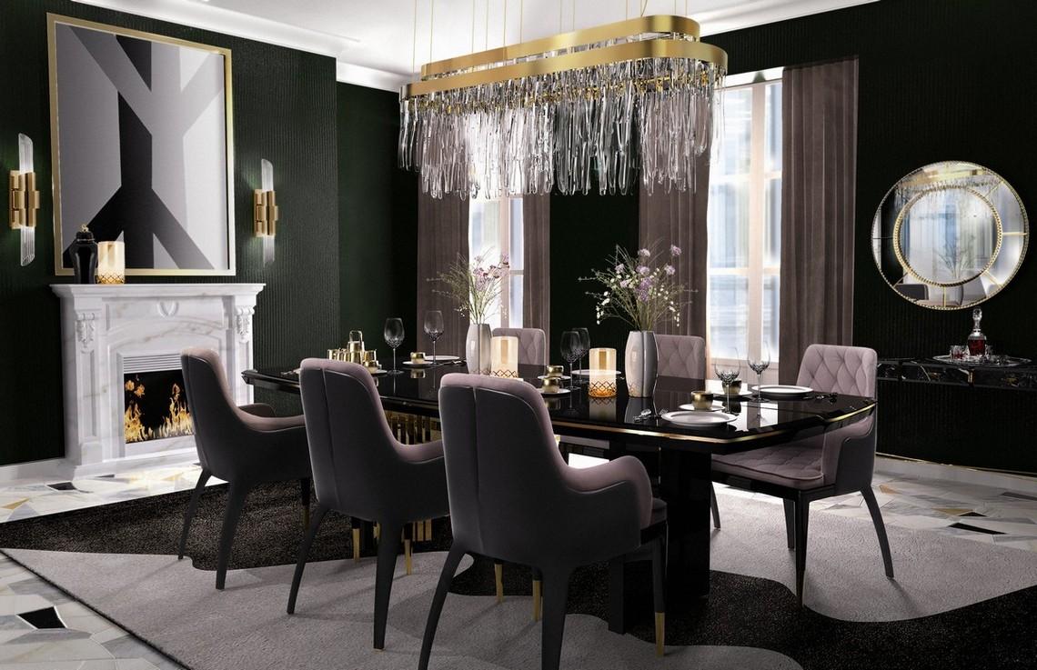 Trendy Dining Tables For 2019   Trendy Dining Tables For 2019 beyond