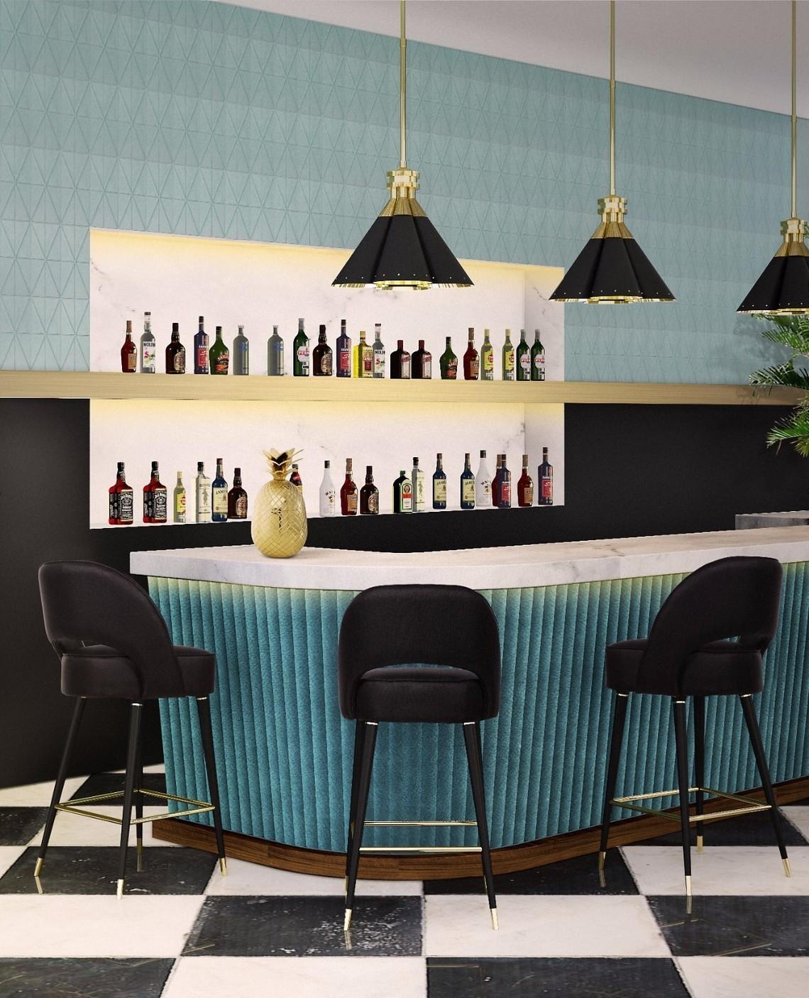 Top Contemporary Bar Stools