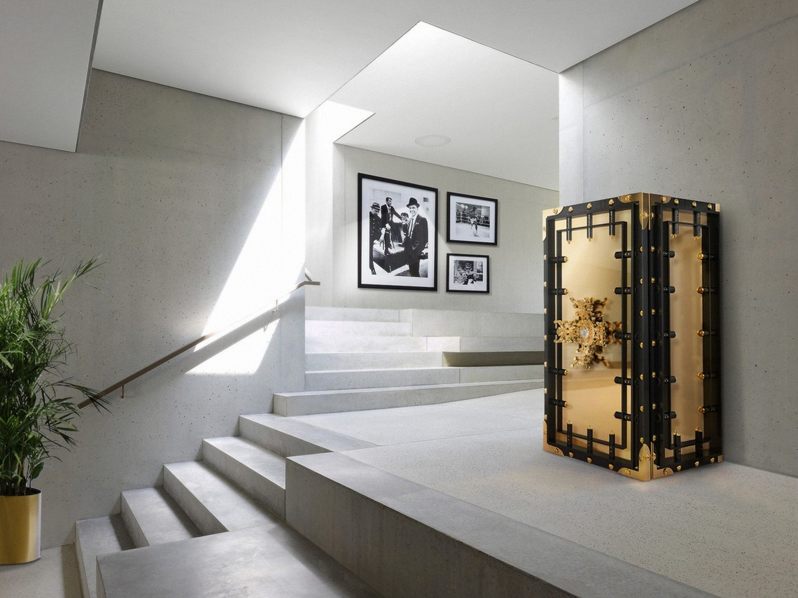 Curated Design: Top Luxury Safes luxury safes Curated Design: Top Luxury Safes knox safe