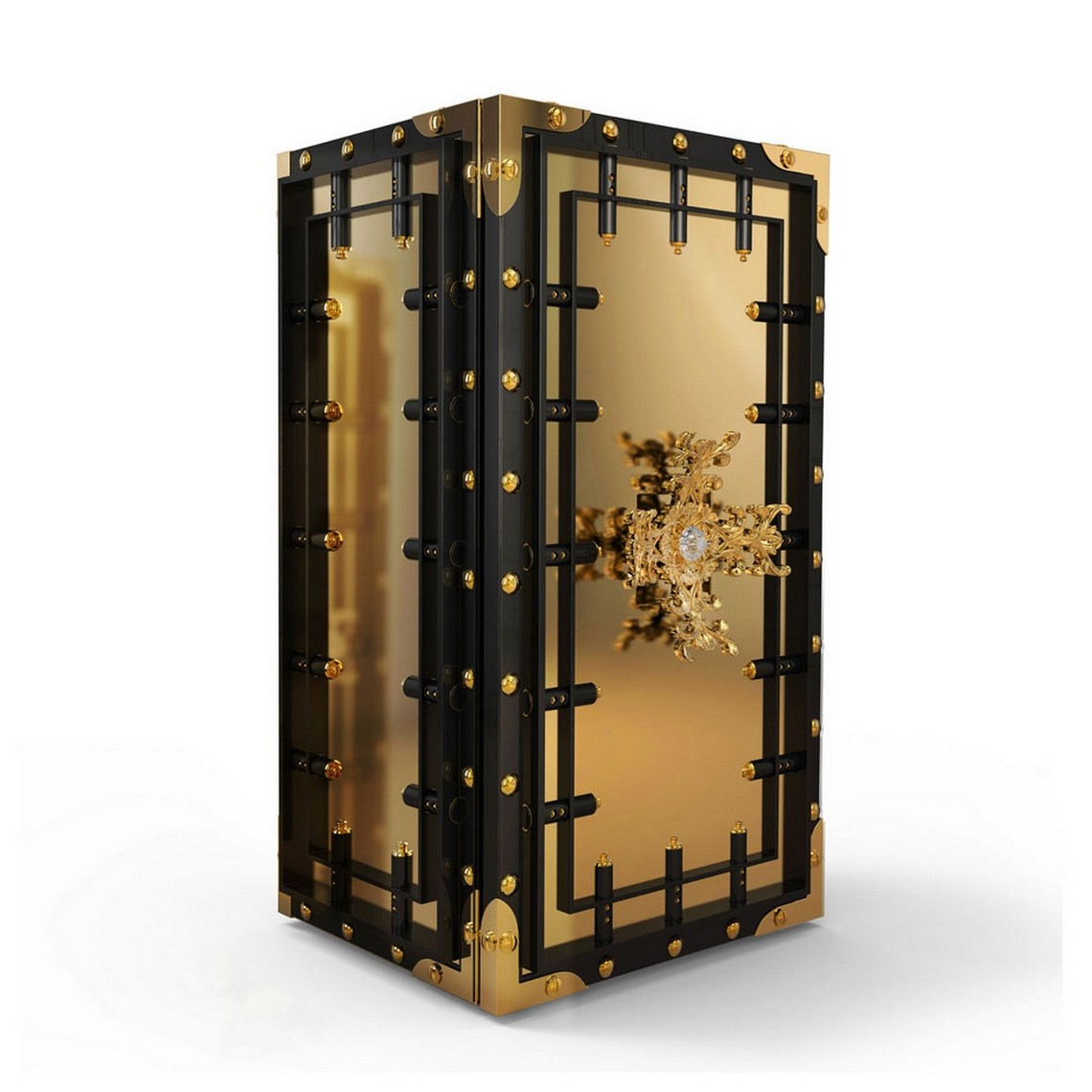 Curated Design: Top Luxury Safes luxury safes Curated Design: Top Luxury Safes knox