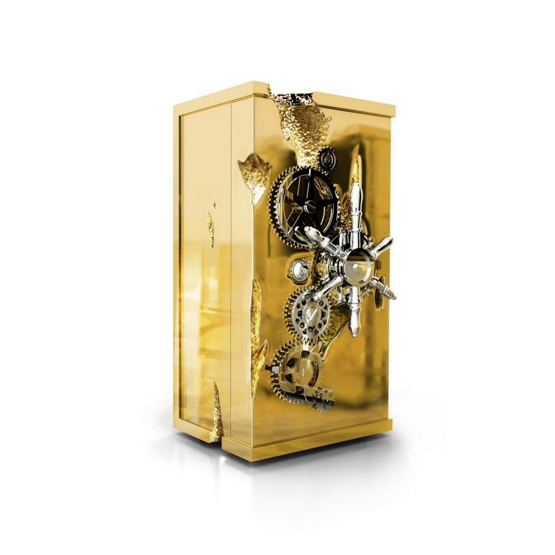 Curated Design: Top Luxury Safes luxury safes Curated Design: Top Luxury Safes millionair2