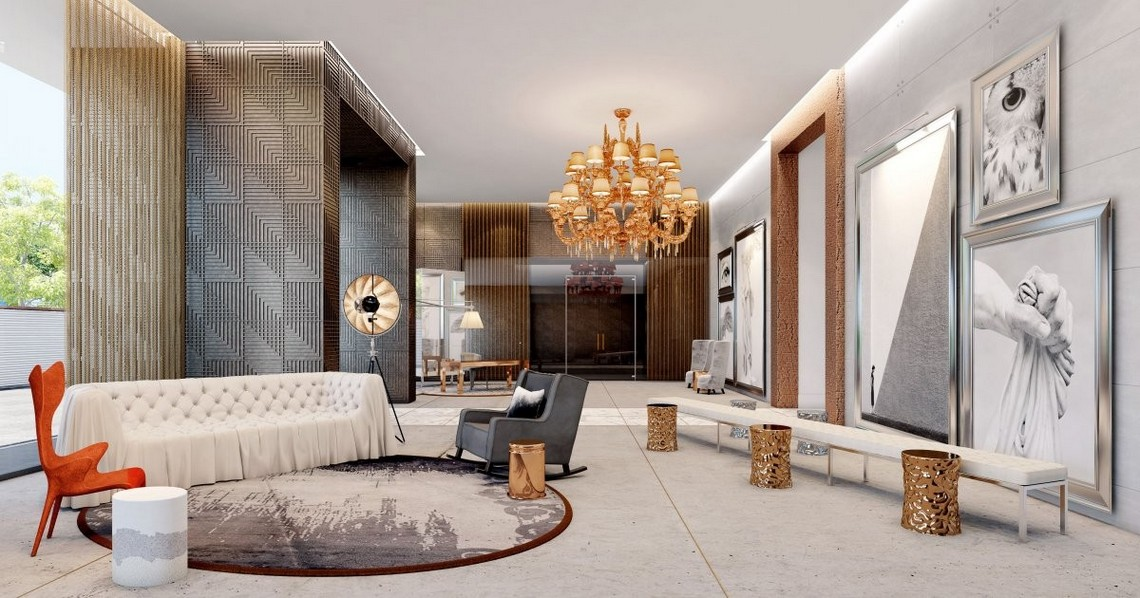 Top Living Room Projects by Top Interior Designers living room Top Living Room Projects by Top Interior Designers starck