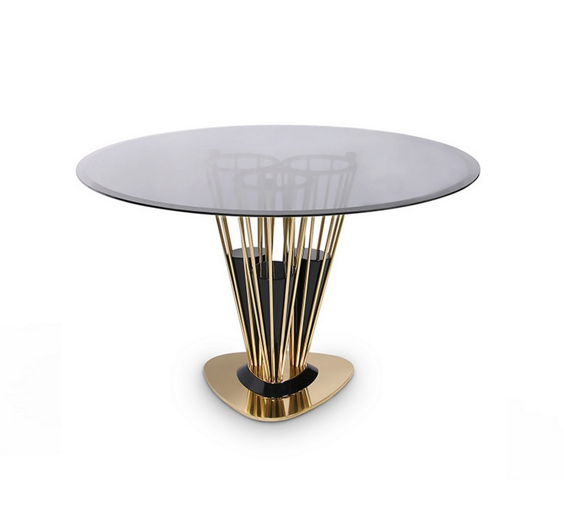 Trendy Dining Tables For 2019   Trendy Dining Tables For 2019 wicnhester