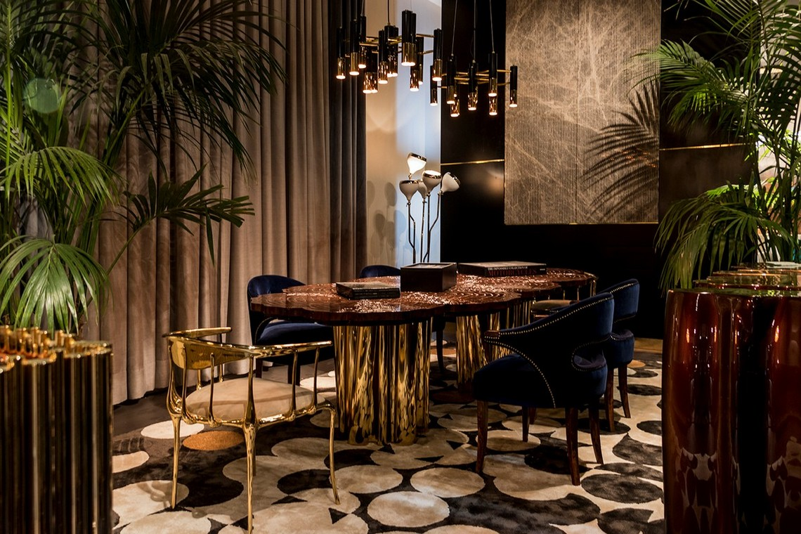Salone del Mobile Milano: The Best Dining Room Sets salone del mobile milano Salone del Mobile Milano: The Best Dining Room Sets ch 2