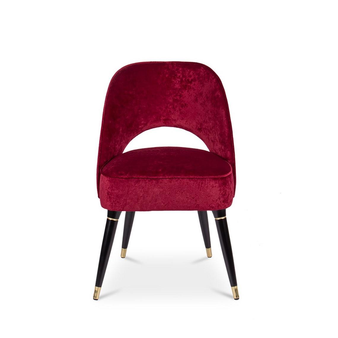 Top Velvet Dining Chairs velvet dining chairs Top Velvet Dining Chairs collins 1
