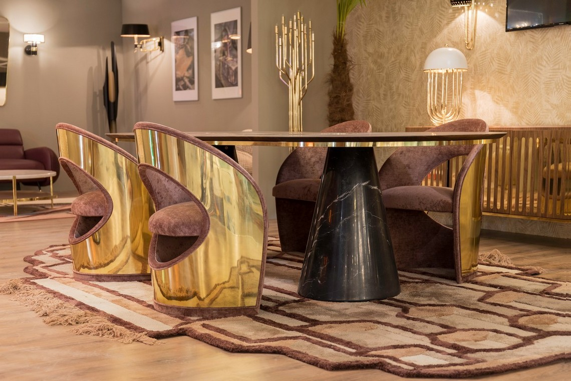 Salone del Mobile Milano: The Best Dining Room Sets salone del mobile milano Salone del Mobile Milano: The Best Dining Room Sets eh 1