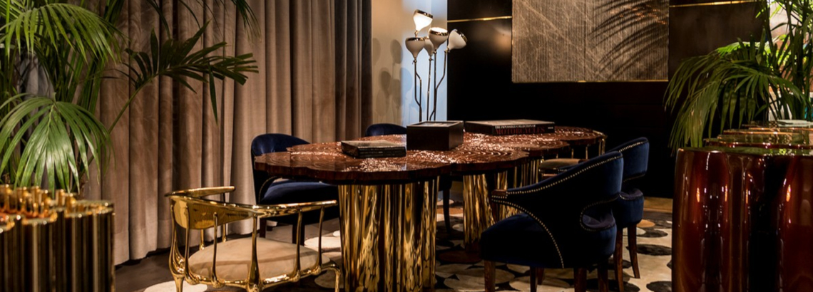 salone del mobile milano Salone del Mobile Milano: The Best Dining Room Sets featured 2019 04 16T114032