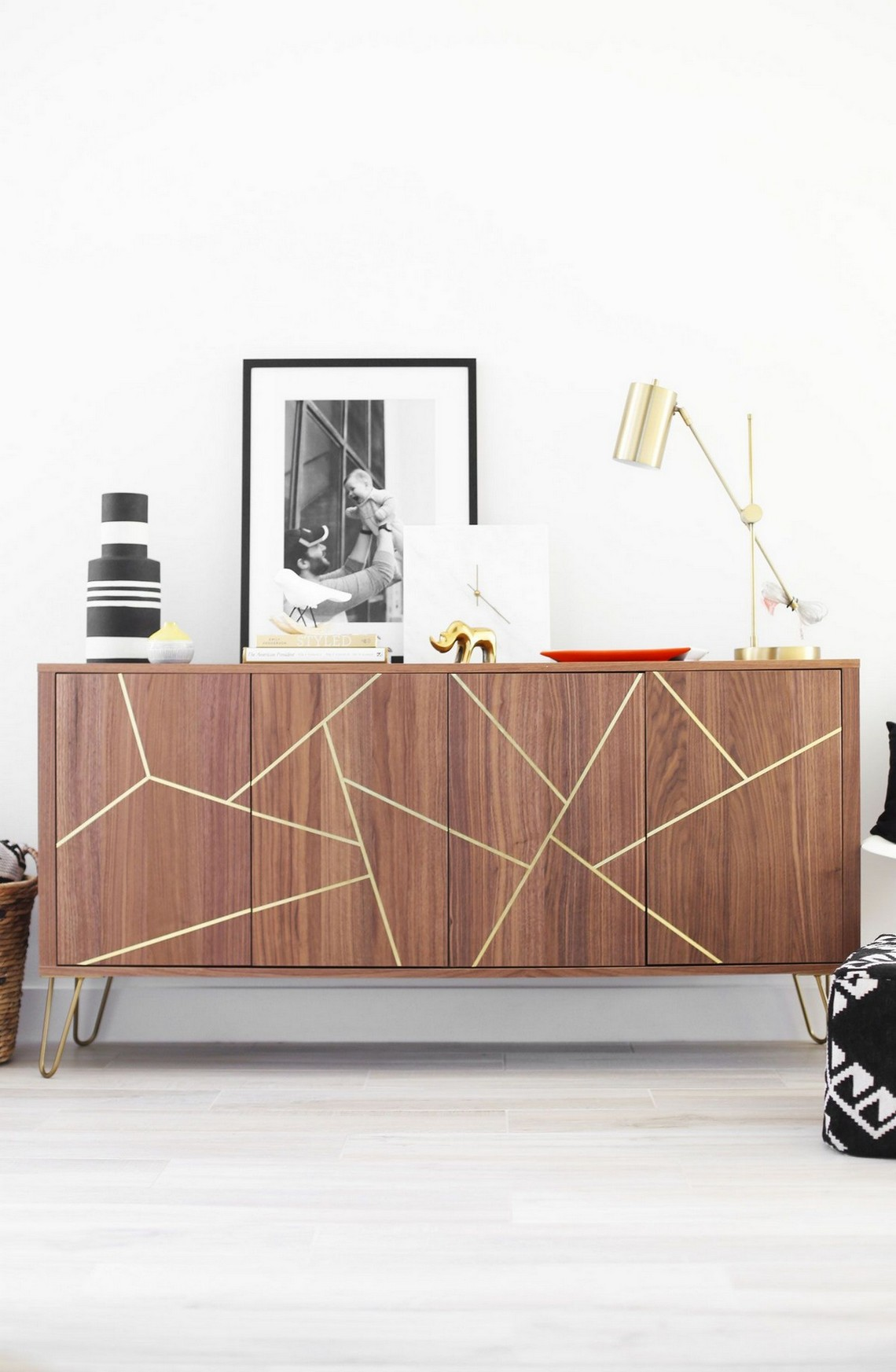 Sideboard Ideas You Can Find On Pinterest sideboard ideas Sideboard Ideas You Can Find On Pinterest 4