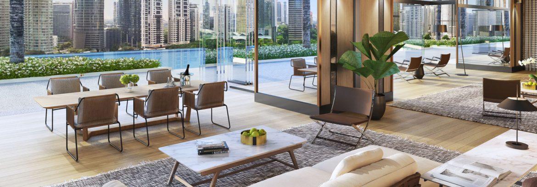 Aedas Interiors: Elevating Interior Design to The Highest Level interior design Aedas Interiors: Elevating Interior Design to The Highest Level featured 2019 05 29T153946