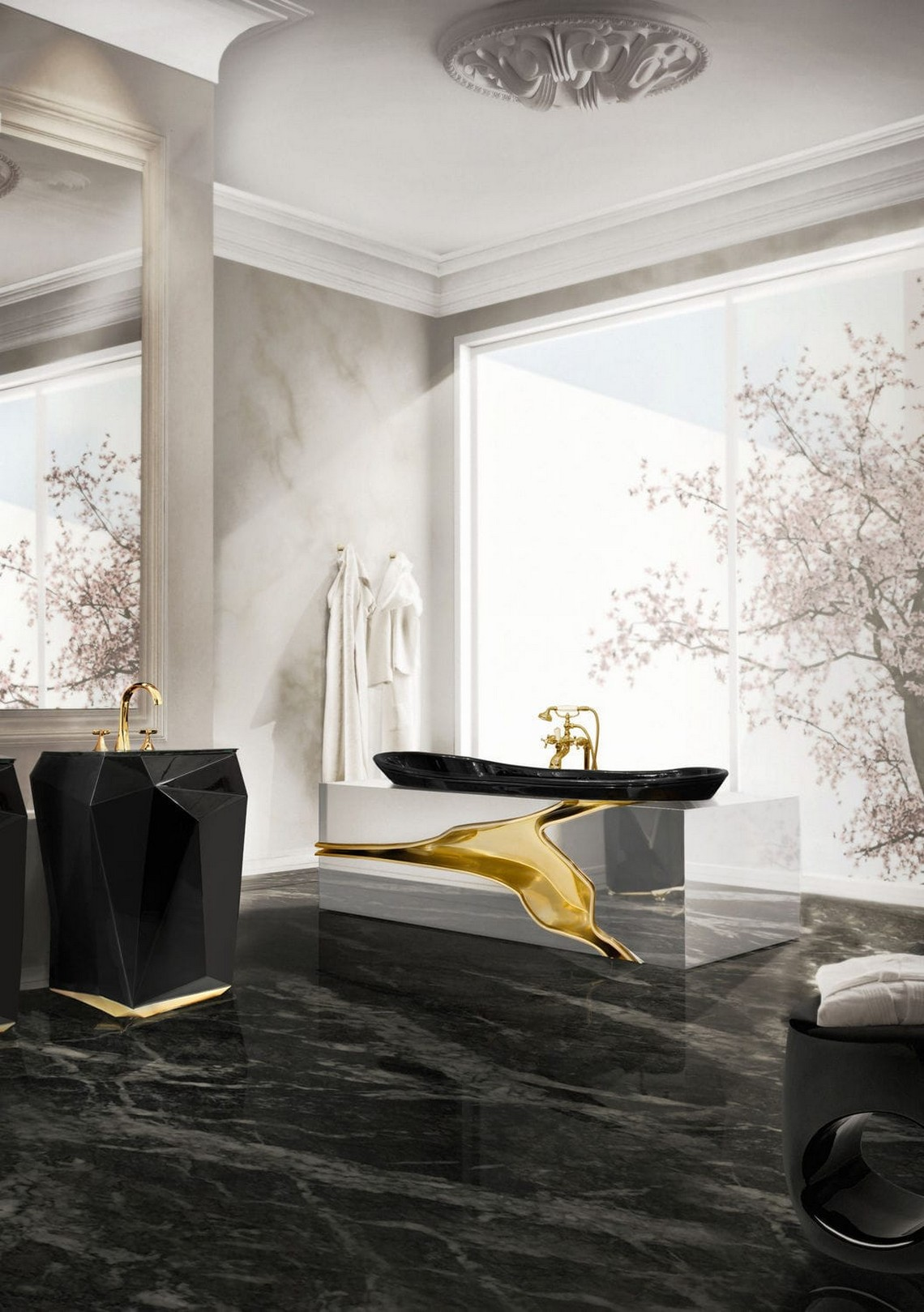 Top Pieces For Luxury Bathrooms luxury bathrooms Top Pieces For Luxury Bathrooms lapiaz2