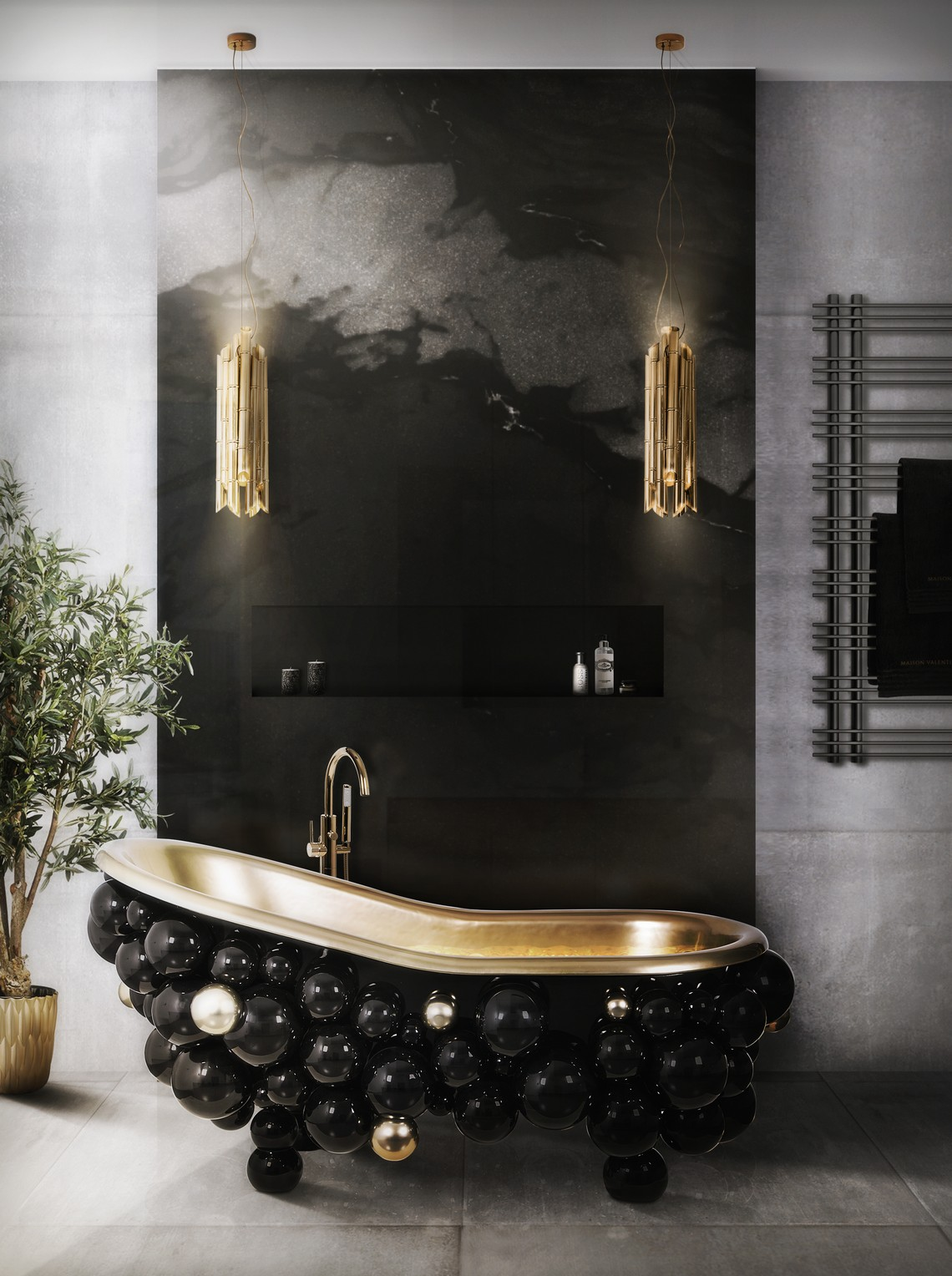 Top Pieces For Luxury Bathrooms luxury bathrooms Top Pieces For Luxury Bathrooms newton